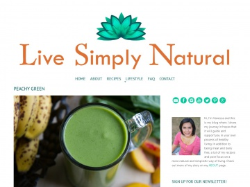 Live Simply Natural