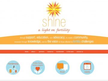 Shine: A Light On Fertility
