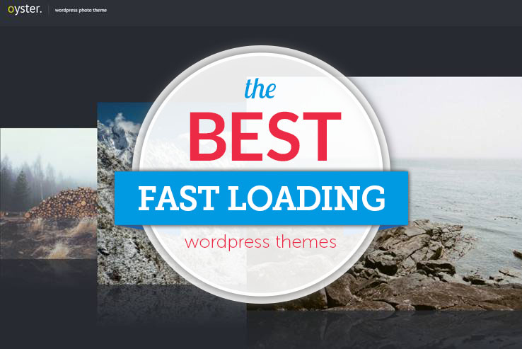 the best fast loading wordpress themes