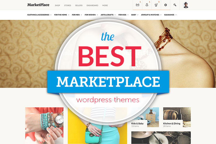 best marketplace themes