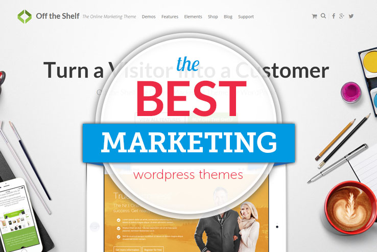 best marketing wordpress themes