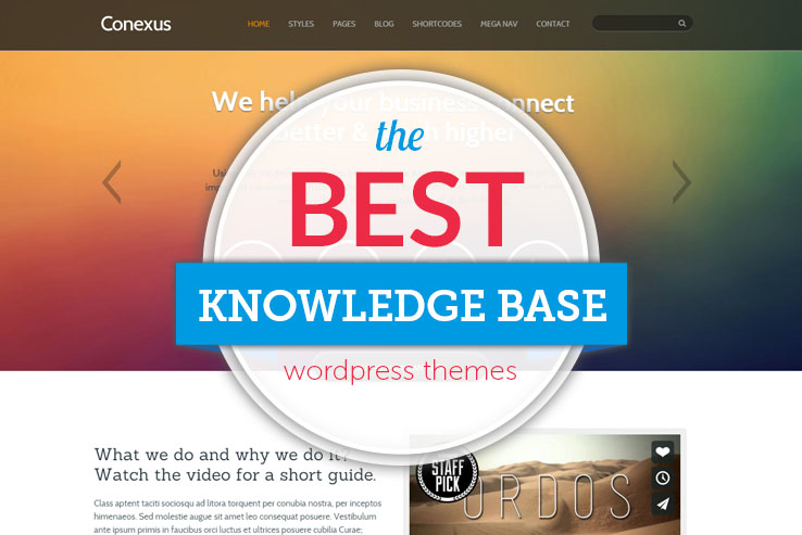 18 knowledge base wordpress themes best knowledge base wordpress themes maxwellsz