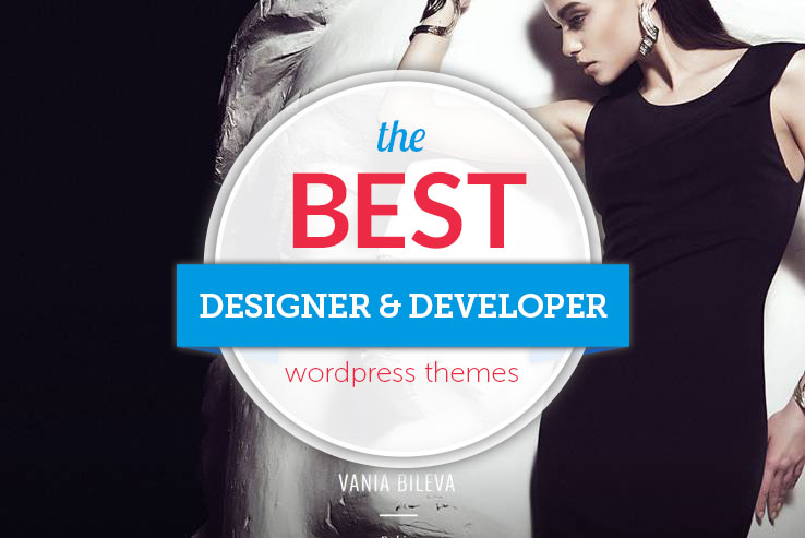 the best themes for designers and developers