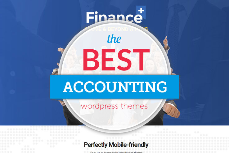 the best accountant wordpress themes