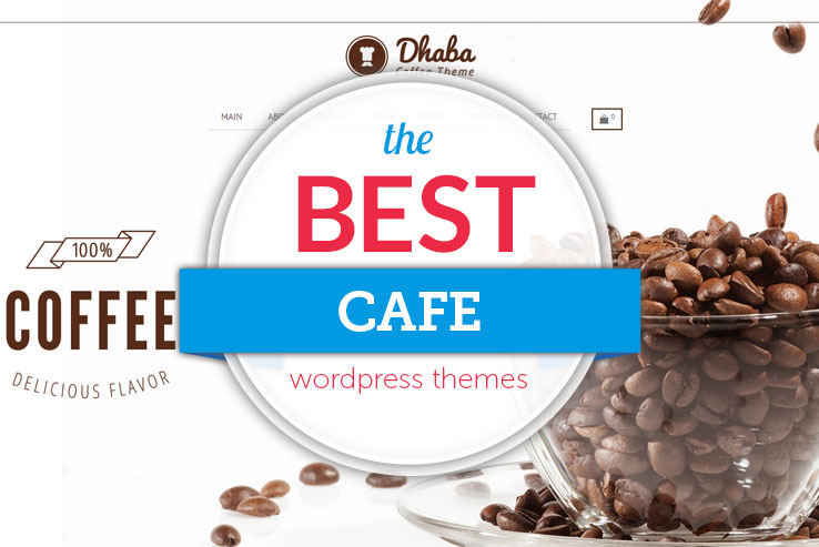 best cafe wordpress themes