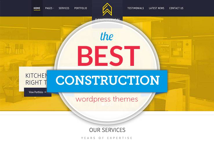 Best Construction Themes