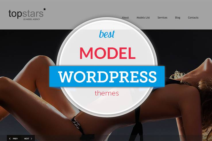 WordPress Themes For Models