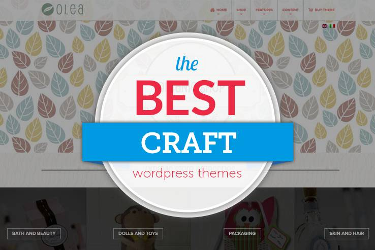 Craft WordPress Themes