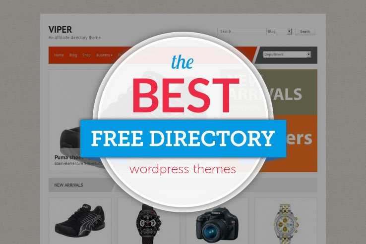 free directory wordpress themes
