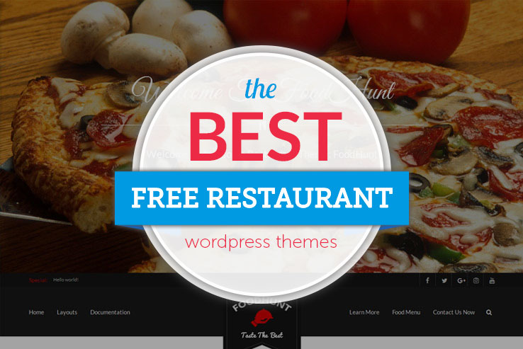 Free Restaurant WordPress Themes