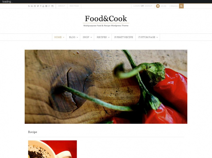 Food & Cook