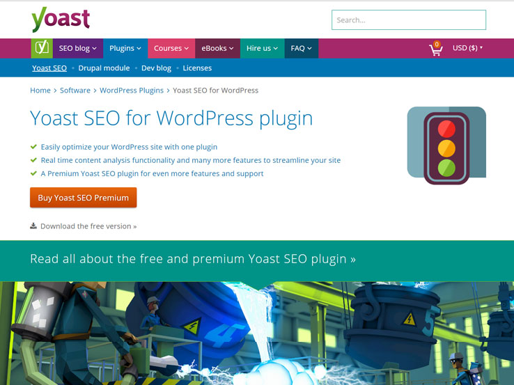 thesis theme yoast seo I'm not one of those die-hard thesis fanboys, but i will tell you this if you want simplicity at it's finest and an seo optimized theme out of the box, then get thesis is it absolutely necessary most things in life aren't, but like electricity and indoor plumbing, it will make things a lot easier for you 2 install the wordpress seo.