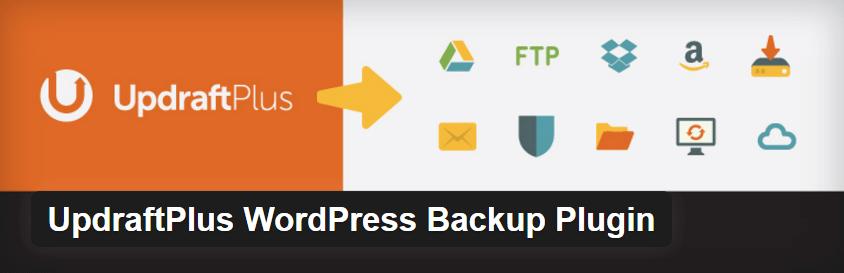 UpdraftPlus WordPress plugin