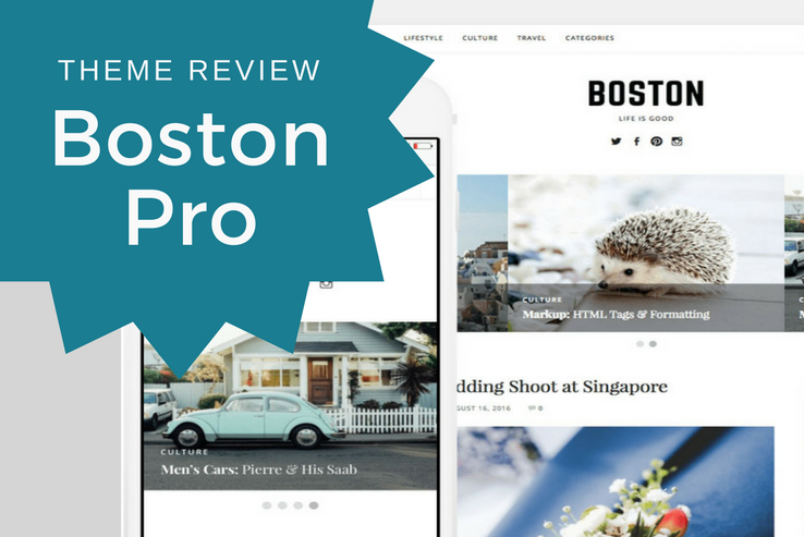 Boston Theme Review