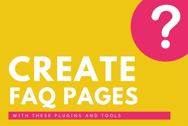 Create an FAQ Page with Plugins