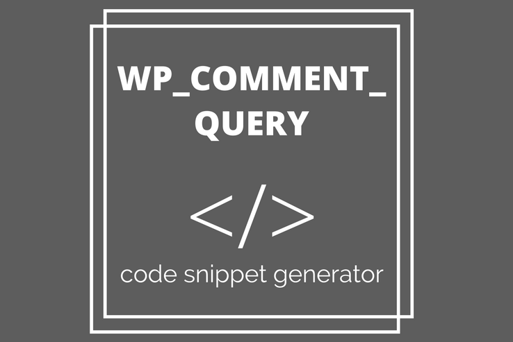 WP_comment_query