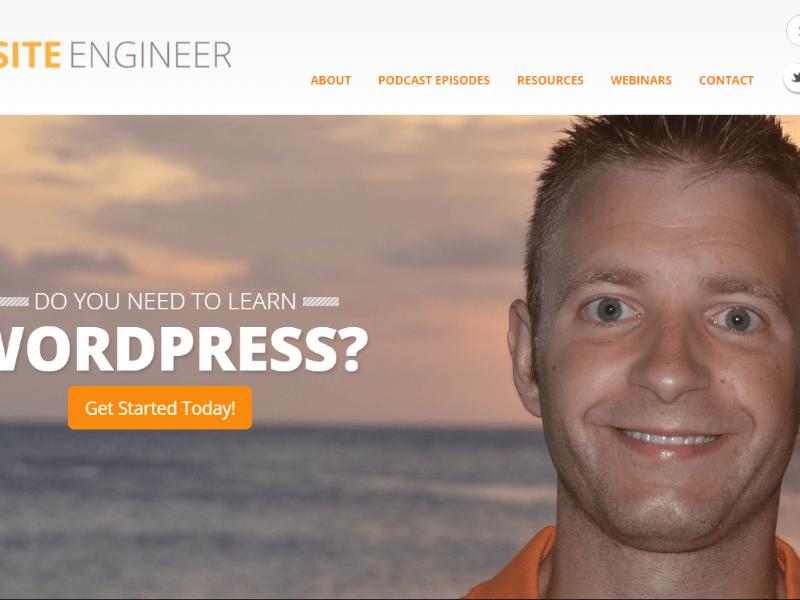 Your Website Engineer