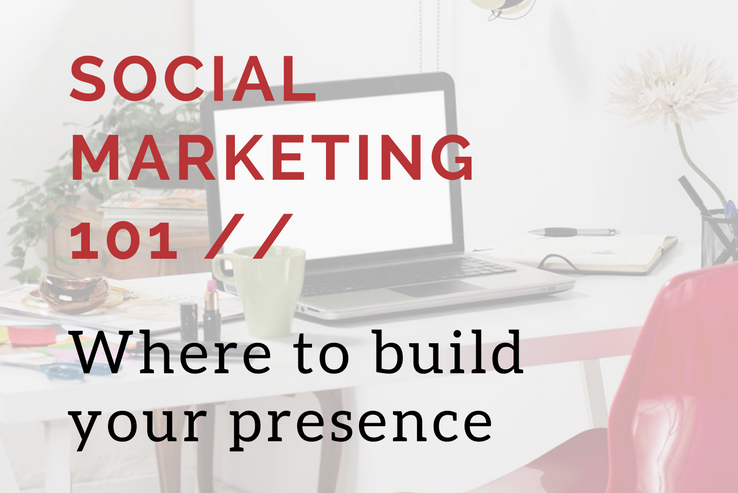 Social Marketing 101 - Part 1