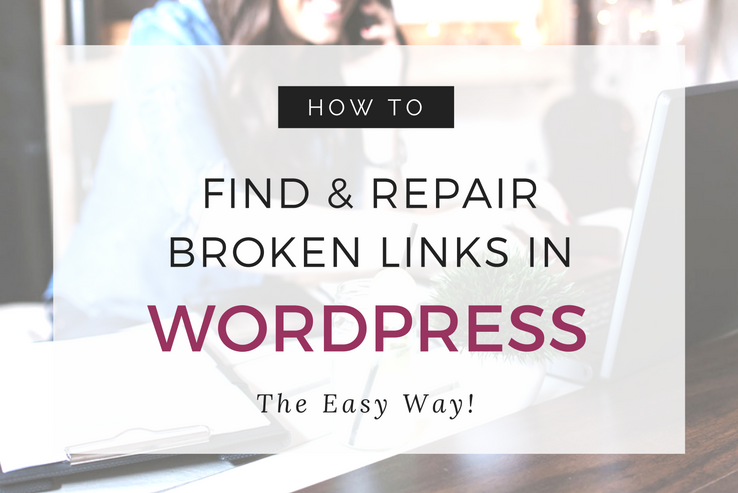 How to Find and Repair Broken Links in WordPress