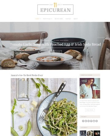 Epicurean Theme