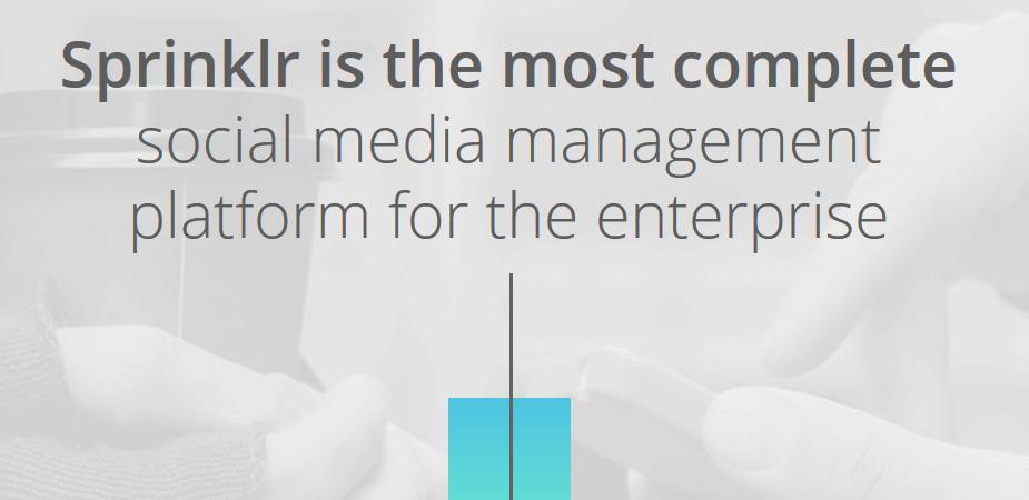 Sprinklr - Social Media CMS