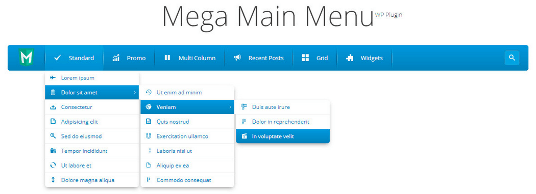 Mega-Main-Menu-Menu-Plugins