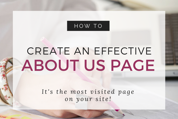 Create an Effective About Us Page