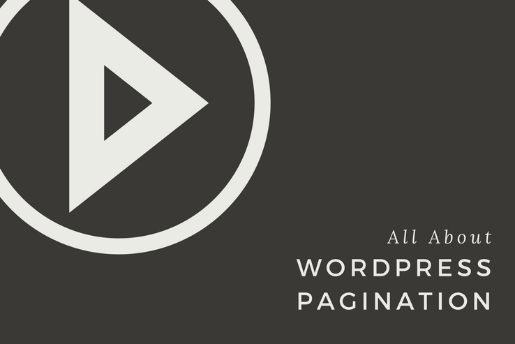 All About WordPress Pagination