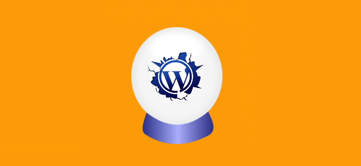 Wordpress glass ball