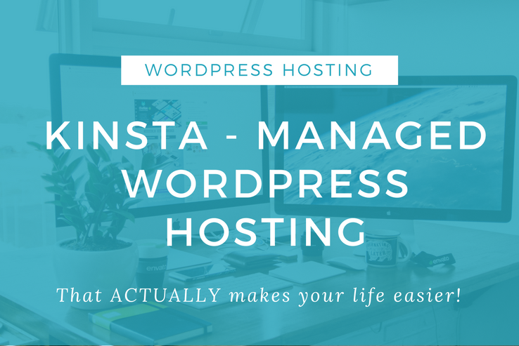 Kinsta - Awesome Hosting for WordPress