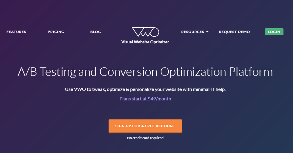 Virtual Web Optimizer