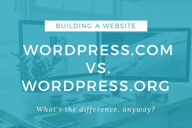 Wordpress.org vs .com