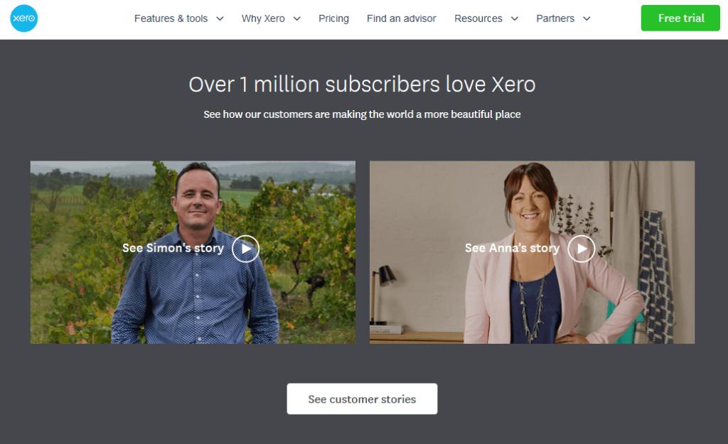 Xero Example