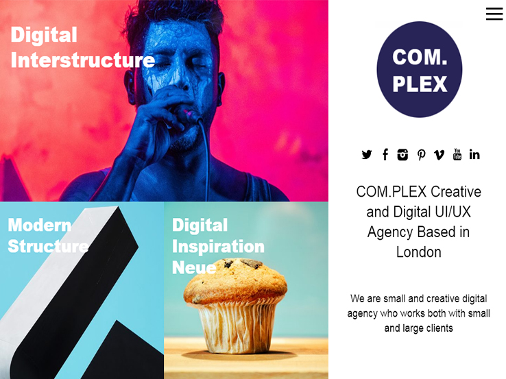 COMPLEX WORDPRESS THEME