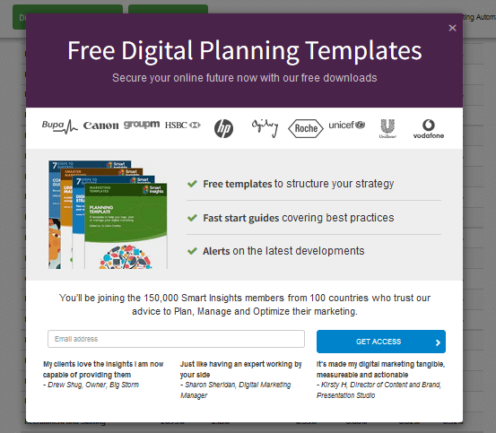 Squeeze Page Templates | Accrue More Emails Than Ever By Creating A Successful Squeeze Page