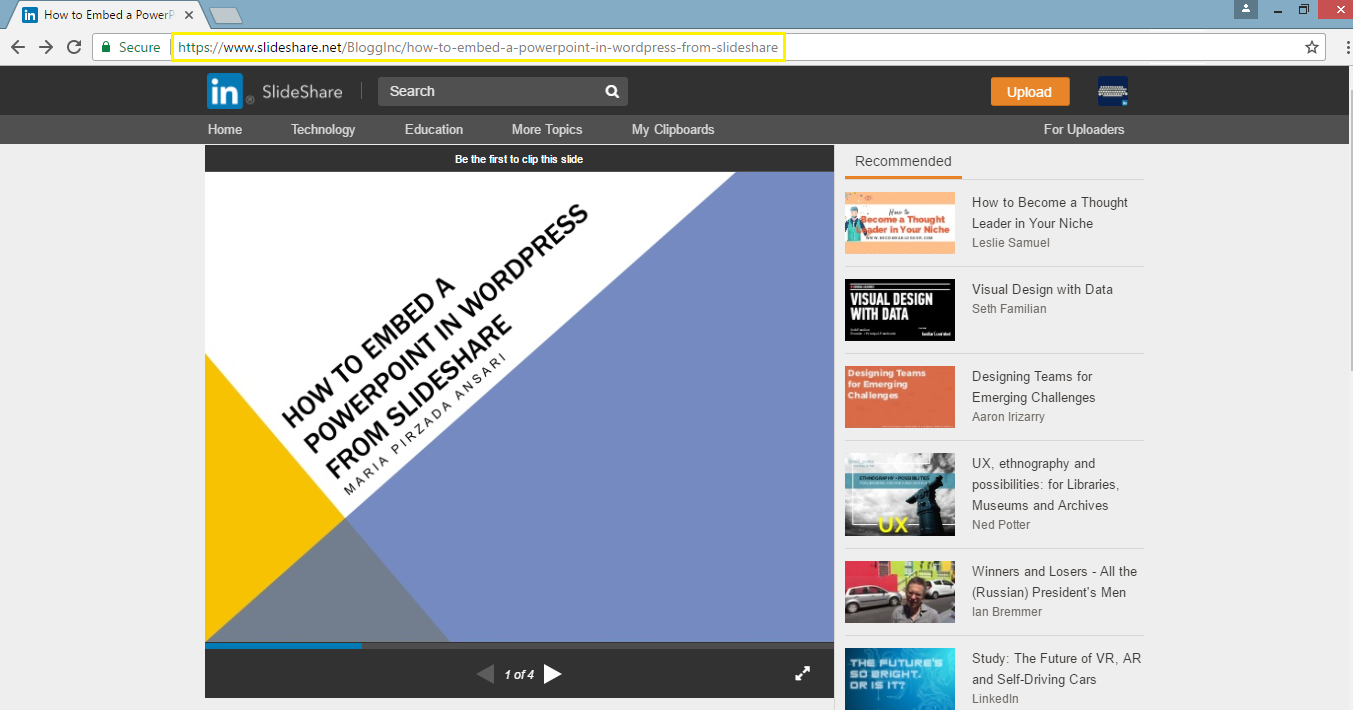 how to embed powerpoint in wordpress 3 different methods explored