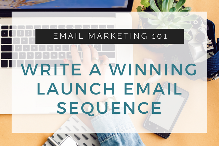 Write Winning Email Launch Series