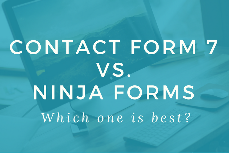 Contact Form 7 vs Ninja Forms