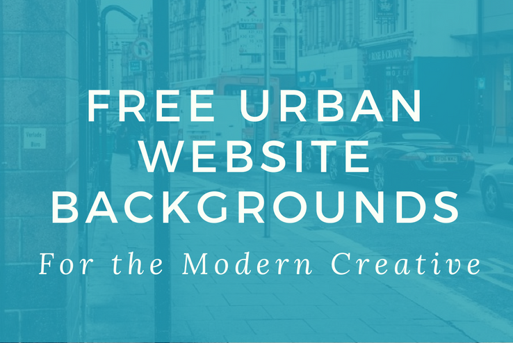 Free Urban Website Backgrounds