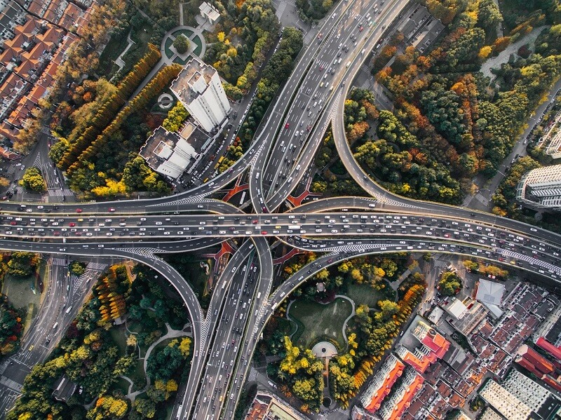 Free-Urban-Background-Images-Birds-Eye-View-of-Intersection-by-Pexels