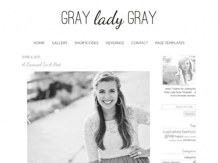 Gray Lady Gray