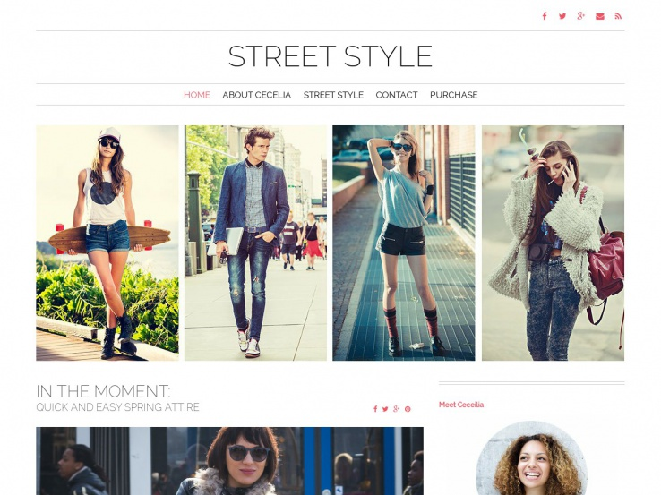 Street Style Theme from Nimbus