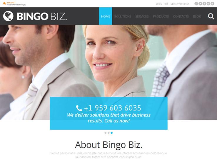 Bingo Biz