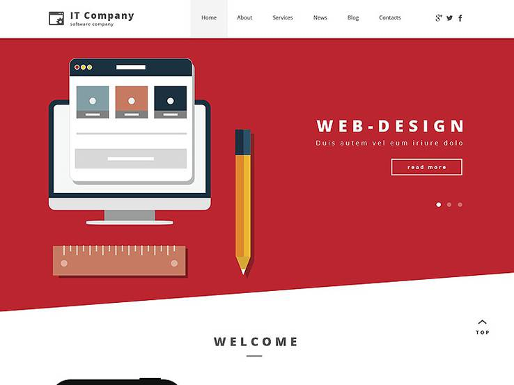 Information Technology Theme