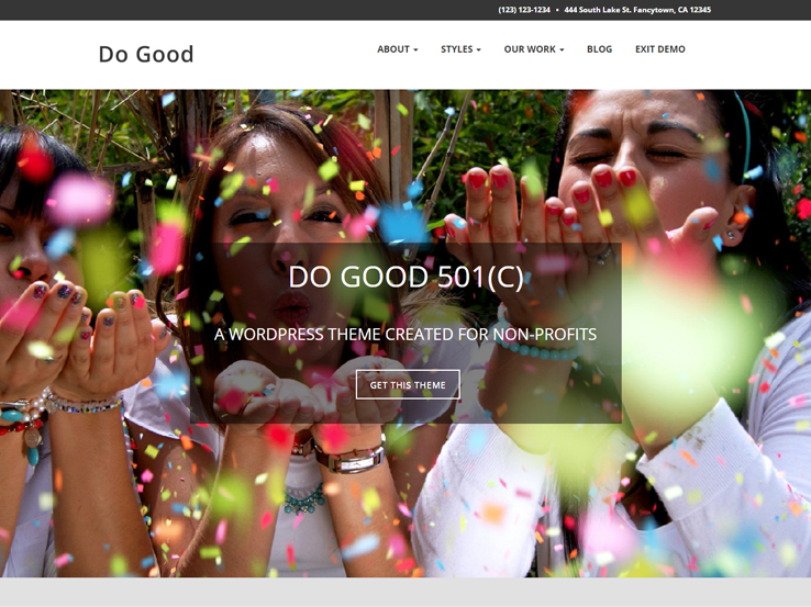 Do Good 501(c)