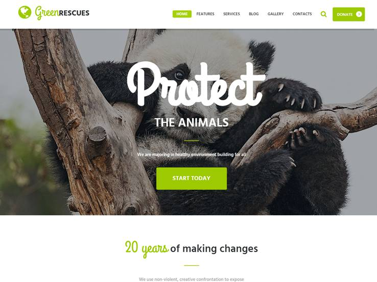 Green Rescues