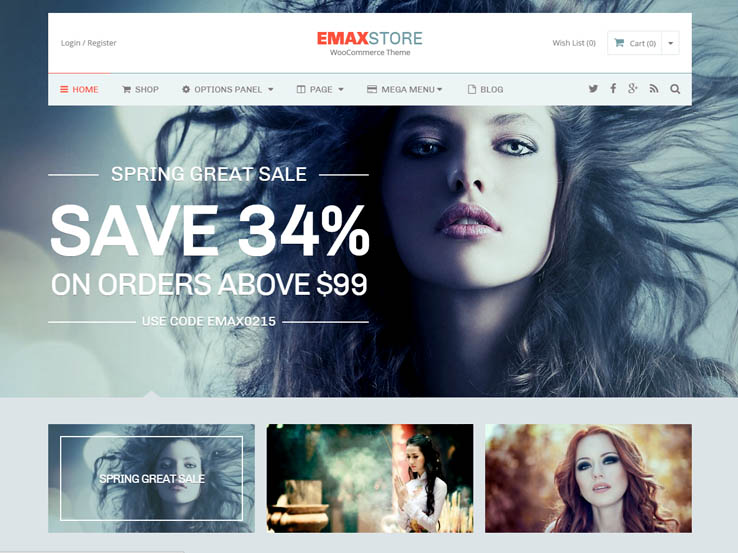 eMAXstore by Mythemeshop