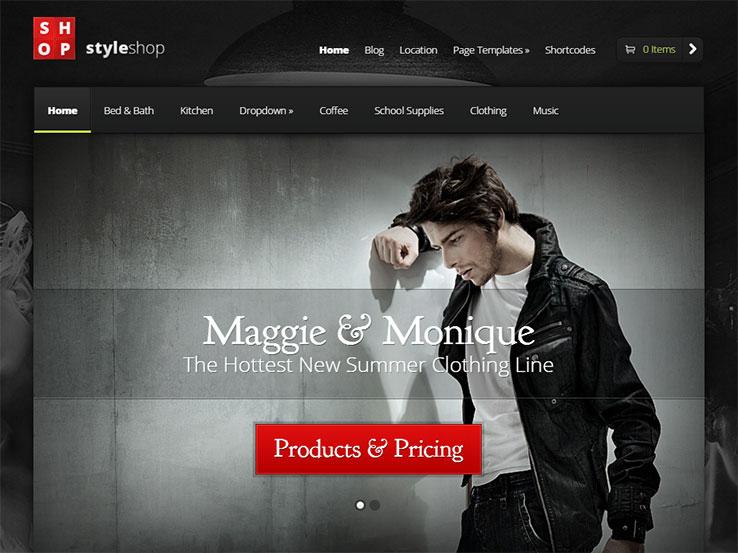 StyleShop by Elegantthemes
