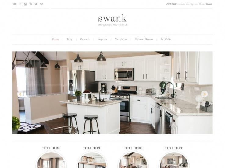 Swank Theme