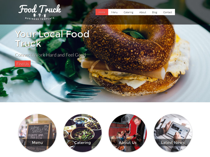 Food Truck from NexusThemes